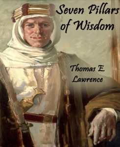 Seven Pillars of Wisdom (Annotated) Book Cover