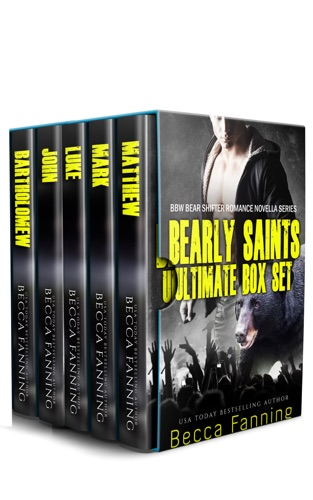 Becca Fanning - Bearly Saints Ultimate Box Set