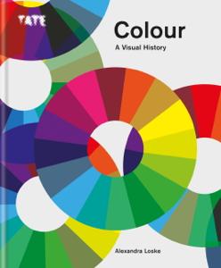 Tate: Colour: A Visual History Copertina del libro