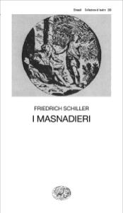 I masnadieri Copertina del libro