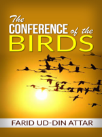 Farid ud-Din Attar - The Conference of the Birds artwork