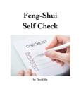 Feng-Shui Self Check