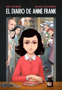 El diario de Anne Frank (novela gráfica) Book Cover
