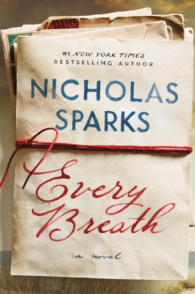 Every Breath - Nicholas Sparks book cover