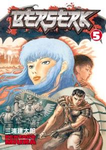 Berserk Volume 5 Book Cover