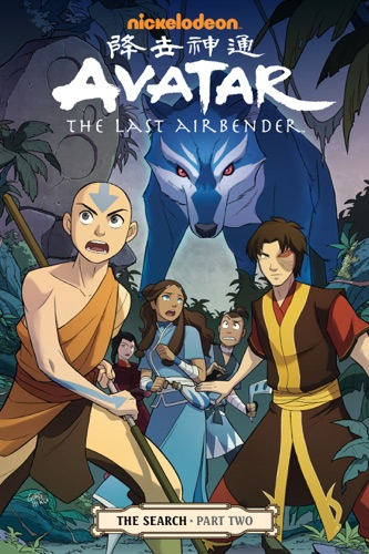 Gene Luen Yang & Various Authors - Avatar: The Last Airbender - The Search Part 2