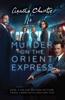 Agatha Christie - Murder on the Orient Express artwork