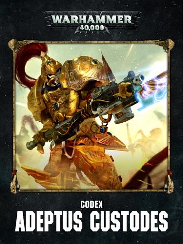 PDF] Codex: Adeptus Custodes Enhanced Edition By Games