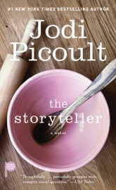 The Storyteller - Jodi Picoult Book