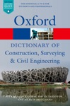 A Dictionary Of Construction Surveying And Civil Engineering