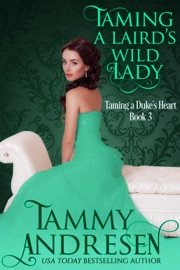 Taming a Laird's Wild Lady PDF Download