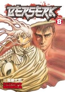 Berserk Volume 8 Book Cover