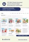 Diseo Funcional Y De La Interactividad De Productos Multimedia