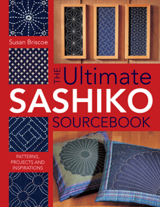 The Ultimate Sashiko Sourcebook Book Cover