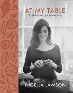 At My Table Book Cover