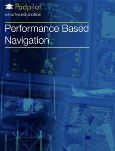 Performance Based Navigation Libro Cover