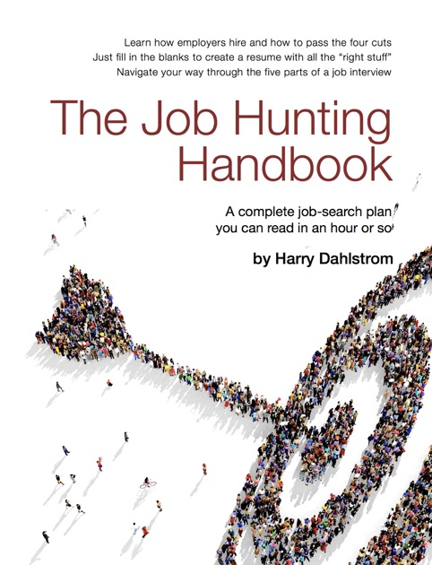 The Job Hunting Handbook - 2019 by Harry Dahlstrom on Apple Books
