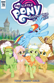 My Little Pony: Friendship is Magic #70 book