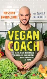 Vegan Coach Book Cover
