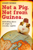 Not a Pig. Not from Guinea.