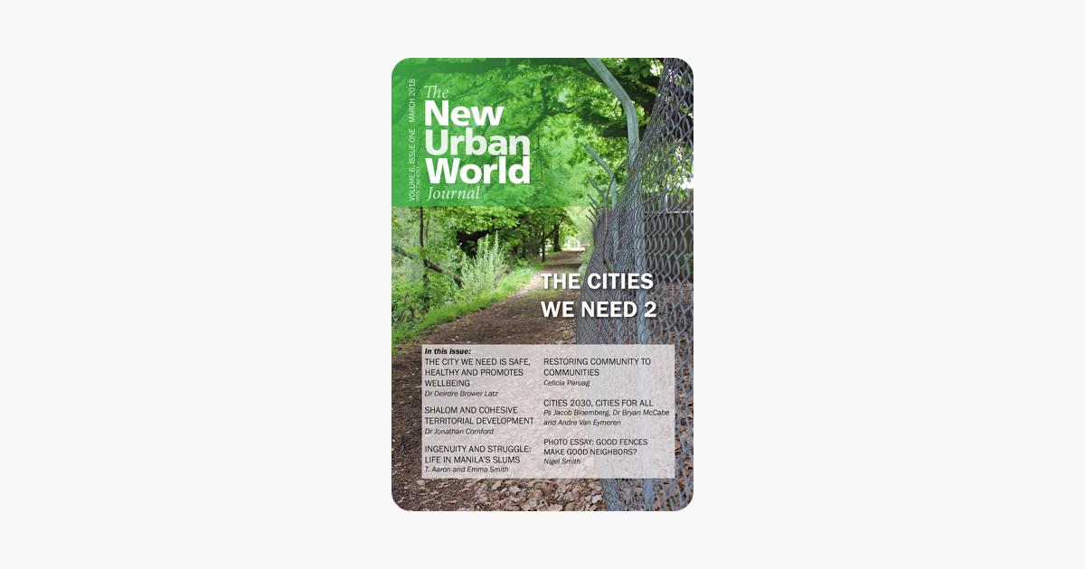 New Urban World Journal