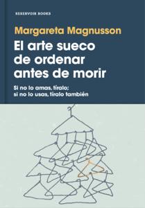El arte sueco de ordenar antes de morir Libro Cover