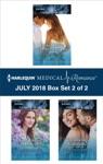 Harlequin Medical Romance July 2018 - Box Set 2 Of 2