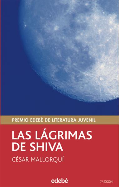 Las Lágrimas de Shiva by César Mallorquí del Corral