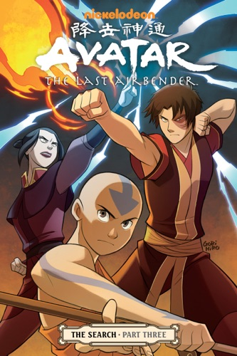 Gene Luen Yang & Various Authors - Avatar: The Last Airbender - The Search Part 3