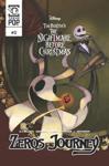 Disney Manga: The Nightmare Before Christmas — Zero's Journey Issue #0 (Prologue)