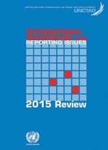International Accounting And Reporting Issues
