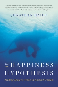 The Happiness Hypothesis Book Cover