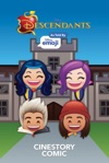 Disney Descendants As Told By Emoji