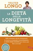 La dieta della longevità Book Cover
