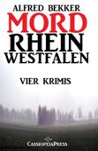 Mordrhein-Westfalen: Vier Krimis