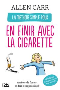 La méthode simple pour en finir avec la cigarette La couverture du livre martien
