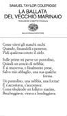 Download and Read Online La ballata del vecchio marinaio