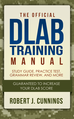 The Official DLAB Training Manual - Robert J. Cunnings book