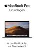 MacBook Pro Grundlagen - Apple Inc.