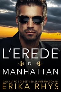 L'erede di Manhattan Book Cover