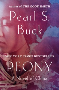 Peony Book Cover