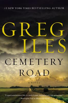 Greg Iles - Cemetery Road book