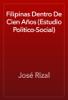 JosГ© Rizal - Filipinas Dentro De Cien AГ±os (Estudio Politico-Social) artwork