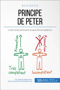 Principe de Peter La couverture du livre martien