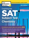 Cracking The SAT Subject Test In Chemistry 16th Edition