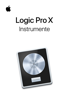 Apple Inc. - Logic Pro X-Instrumente artwork