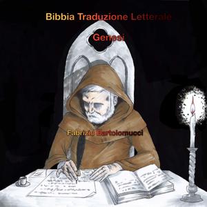 Bibbia traduzione letterale: Genesi Libro Cover