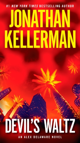 Devil's Waltz - Jonathan Kellerman book cover
