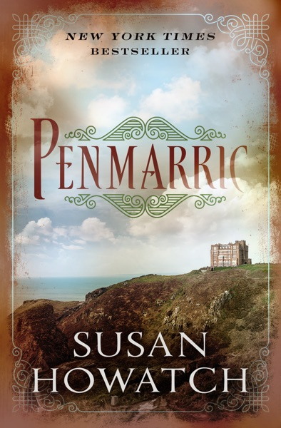 Penmarric - Susan Howatch book cover