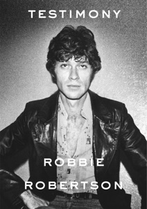 ロビー・ロバートソン自伝 ザ・バンドの青春 Book Cover